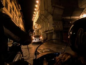 Florence by night vintage sidecar tour by de gustibus wine and food tours