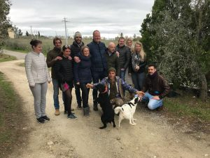 Truffle hunting and tasting tour with De Gustibus Tours