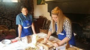 Cooking class in Chianti farm with De Gustibus Tours